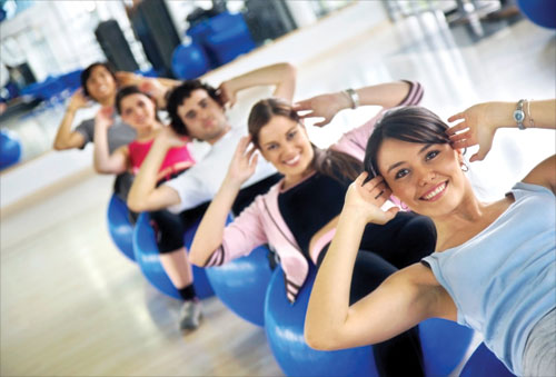 Top ten reasons why group exercise is awesome weight for Gimnasio vida fitness